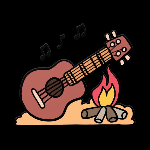 Como tocar la guitarra en cualquier teléfono Android con esta aplicacion.