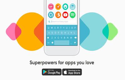 تنزيل-لوحة-مفاتيح-فلكسي-Fleksy-Keyboard-كيبورد-لنظامي-اندرويد-و-iOS-مجانا