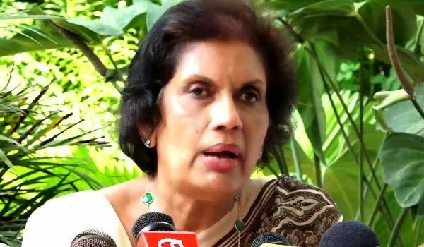 Chandrika ought to be made gathering pioneer - Slfpers