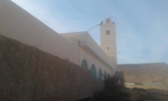 المركز الإداري و الثّقافي و التّجاري بالرّقبة