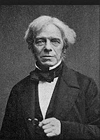 retrato de michael faraday