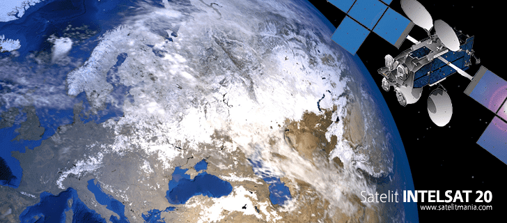 Daftar Frekuensi Satelit Intelsat 20