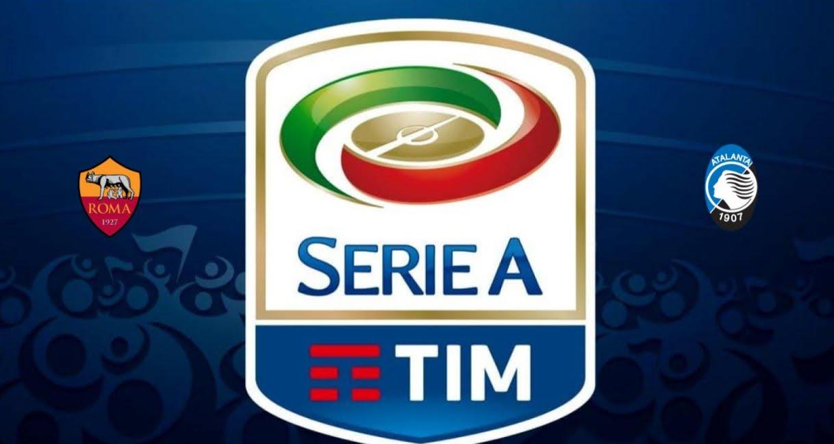 Dove Vedere ROMA-ATALANTA Streaming Internet Gratis | Oggi posticipo 2a gioranta Serie A Calcio