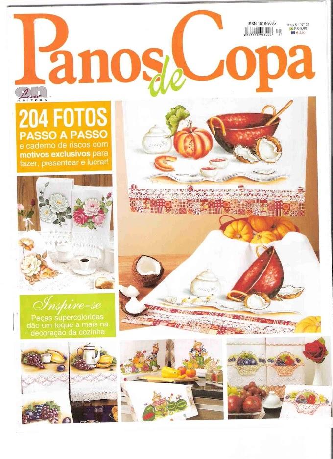 Panos De Copa N°28