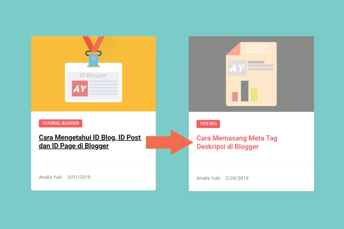 Cara Menghilangkan Garis Bawah pada Link Blog