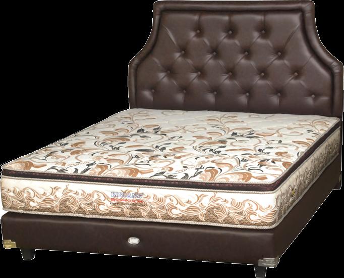 Harga Spring Bed Bigland King Pocket Plus Top latex di Purwokerto