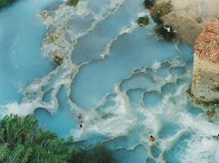 Сатурния  – бальнеотерапевтический курорт в центре Тосканы