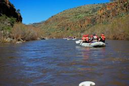 Kayaking the Lower Salt River: An Outdoor Adventure Through Arizona's Lower Salt River Canyon