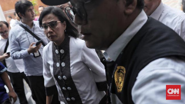 20 Anak Buah Sri Mulyani Naik Lion Air Usai Ikut HUT Kemenkeu