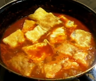 Omelet Curry Recipe - How to Make Omelet curry Recipe at Home
