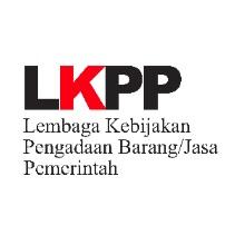 Logo Lembaga Kebijakan Pengadaan Barang Jasa Pemerintah