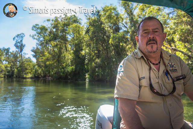 kakdu national park ranger