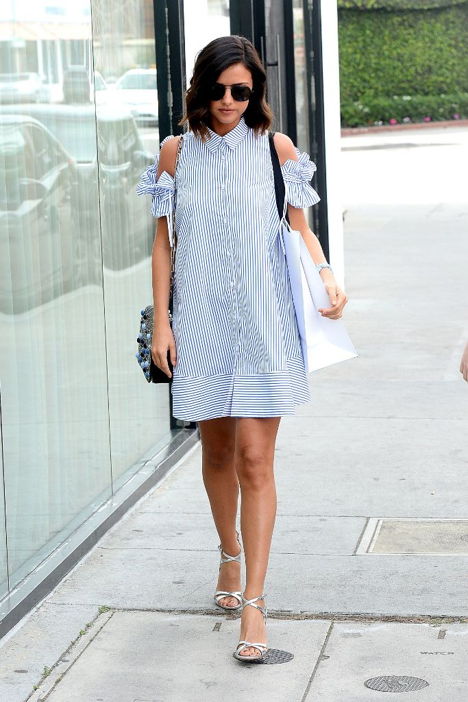 Lucy Mecklenburgh cute style out fashion ideas