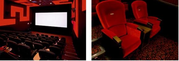 Vitamin Satoshi: ゆったりシートのPremierScreenプレミアスクリーン ...