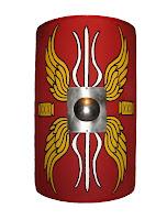 Resultado de imagen de escudo romano antiguo