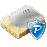 Privacy Drive Icon