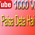 youtube 1000 views ka kitna paisa deta hai | youtube pe kitne paise milte h