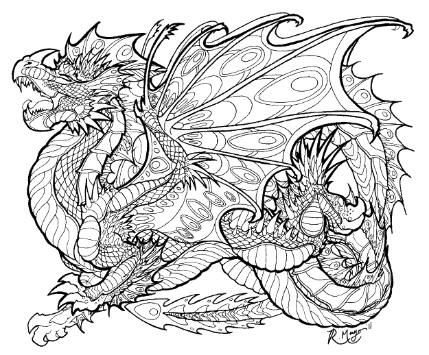 Edit September At The Publisher Kaleidoscopias Request All Images From  The Dragon Adventure Coloring Book Will Be Replaced With