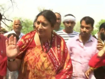 Smitri Irani Ask Bjp Workers For Every Booth Uttar Pradesh