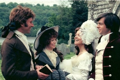Poldark wedding scene
