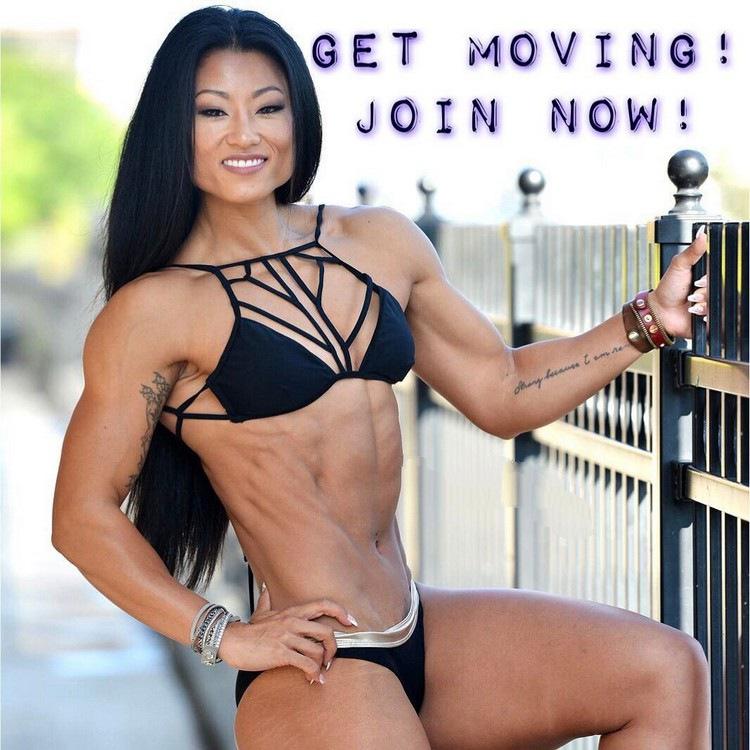Kayla Dee fitness
