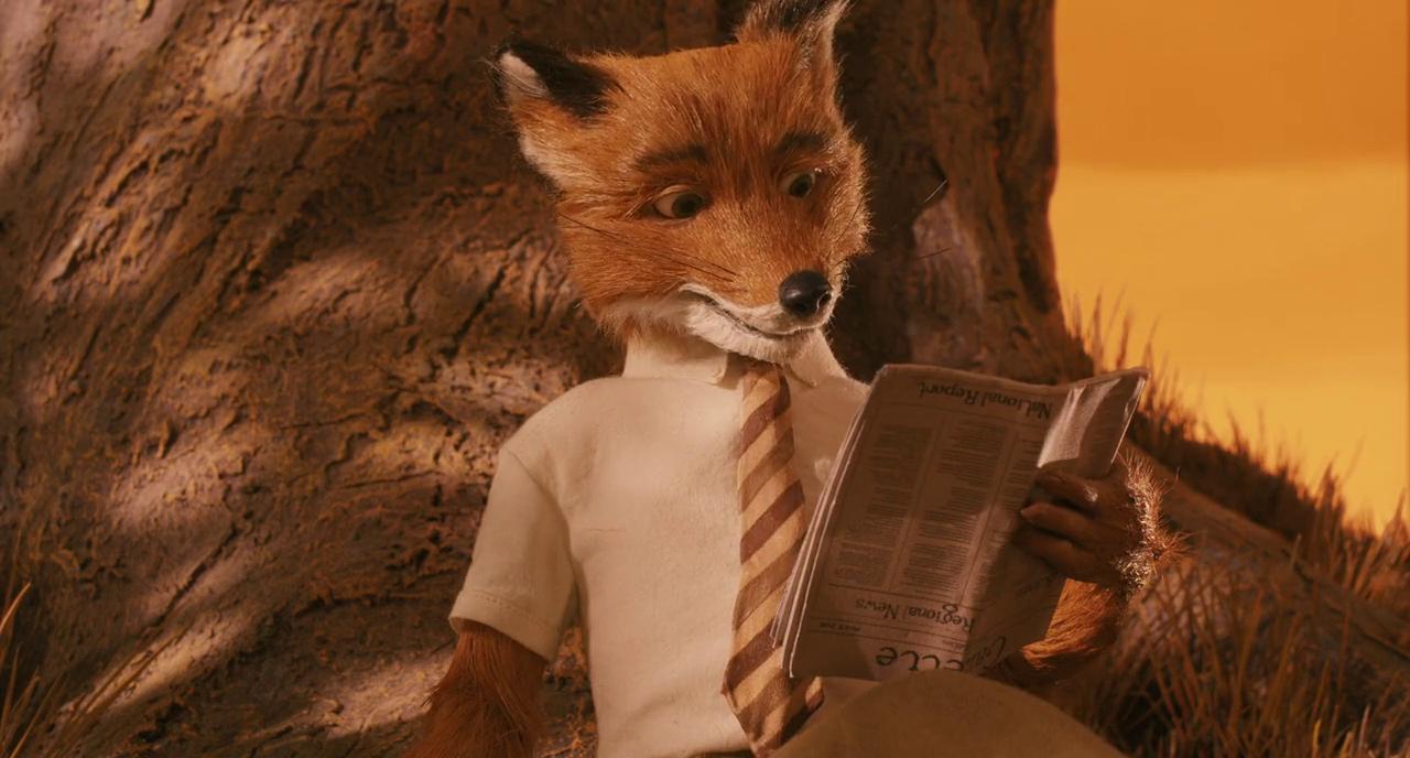 Fantastic Mr Fox Movie Review Fantastic Mrfox
