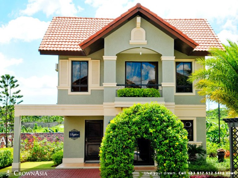 Ponticelli - Sapphire | House and Lot for Sale Daang Hari Bacoor Cavite