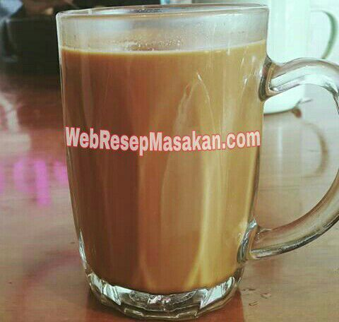 Kopi Santan, Resep Kopi Santan, Cara membuat kopi santan,