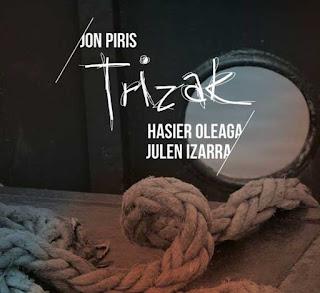 """Jon Piris: """"Trizak"""" / stereojazz"""