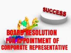 Board-Resolution-Appointment-Corporate-Representative