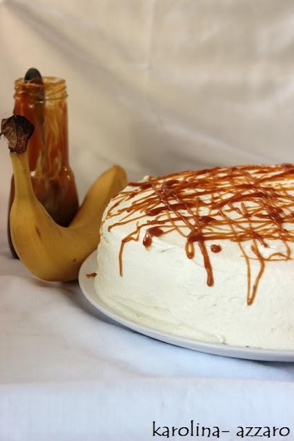 Banánová torta (Apetit)