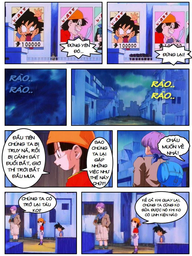Dragon Ball GT chap 10 - Trang 12