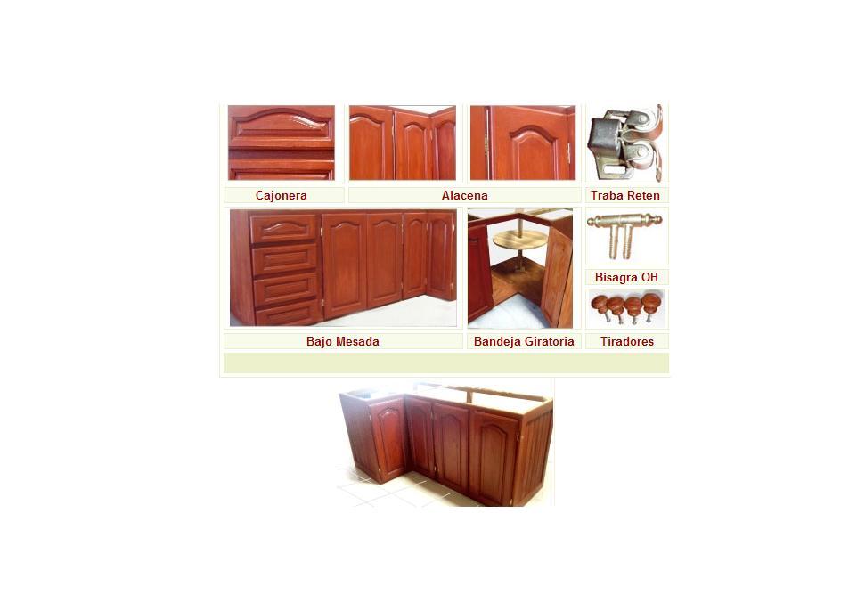 Decoracion mueble sofa medidas estandar muebles cocina for Medidas de muebles de cocina en kit