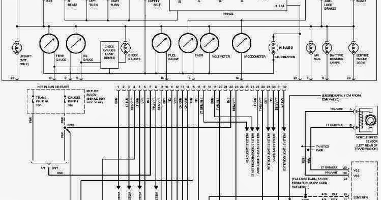 Wiring Diagrams and Free Manual Ebooks: 1997 Chevrolet