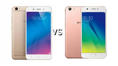 Vivo Y66 vs Oppo A57