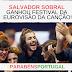 Salvador Sobral Ganhou o Festival Eurovisão da Canção 2017!