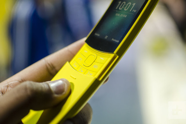 Beberapa Hal Tentang Nokia 8110 Reborn