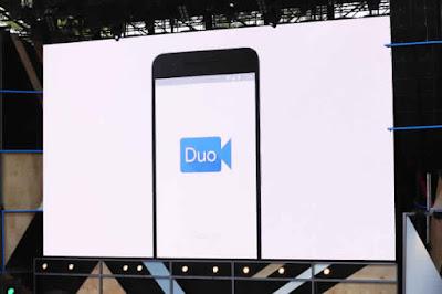 مؤتمر قوقل : الإعلان عن تطبيق Duo لمكالمات الفيديو الثنائية