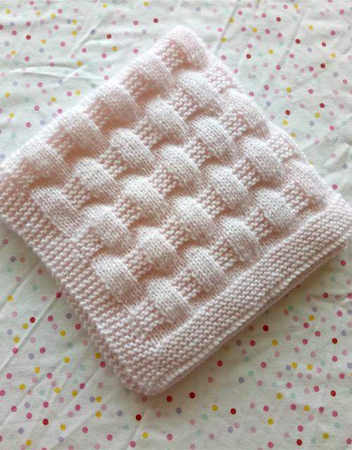 Jordan Baby Blanket - Free Pattern