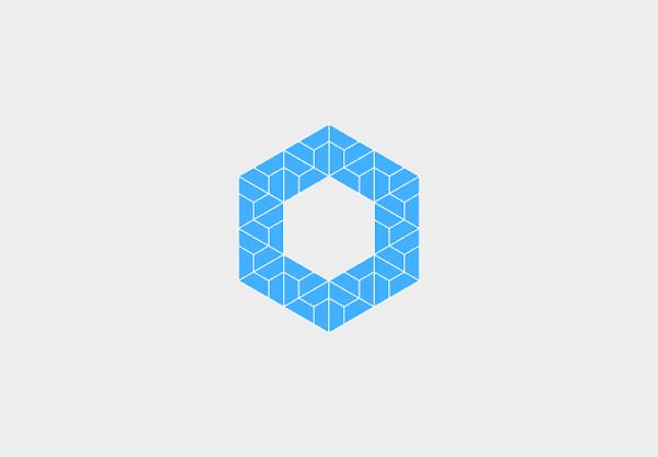 Stylish Hexagon