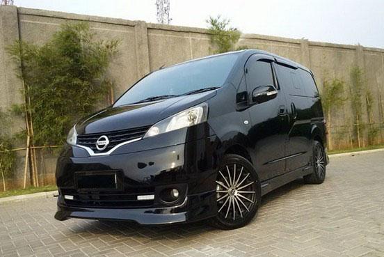 Contoh Gambar Modifikasi Simple Dan Elegant Mobil Nissan