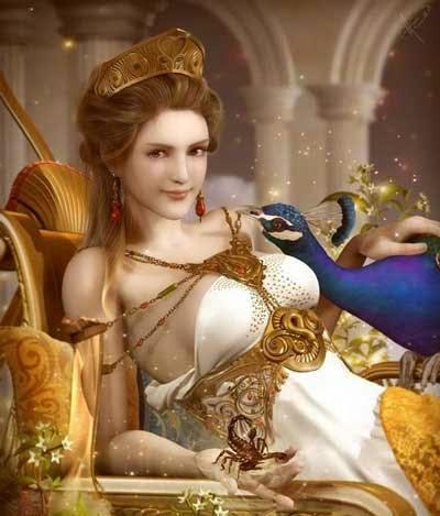 Legenda Dewi Cinta Dalam Mitologi Dunia