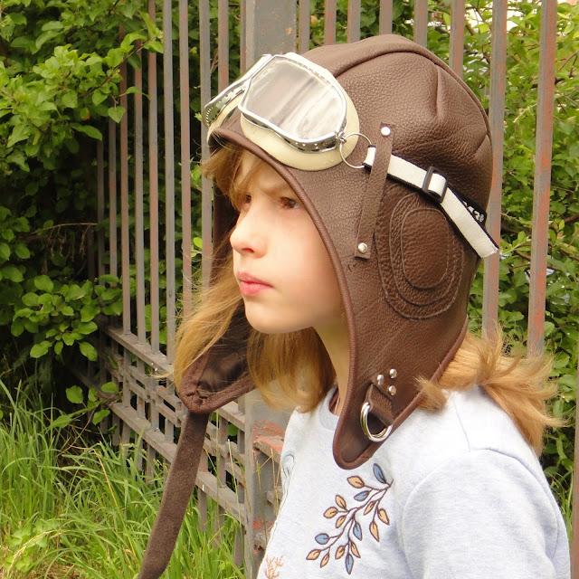 Шлем пилота и очки авиатора - натуральная кожа. Шью на заказ, доставка почтой или курьером