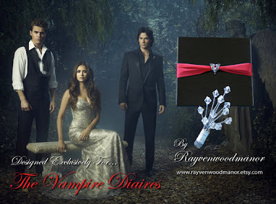 The Vampire Diaries Stylist Gift