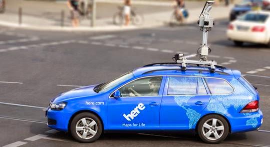 傳Audi、BMW、Daimler買下HERE,為自動駕駛鋪路!