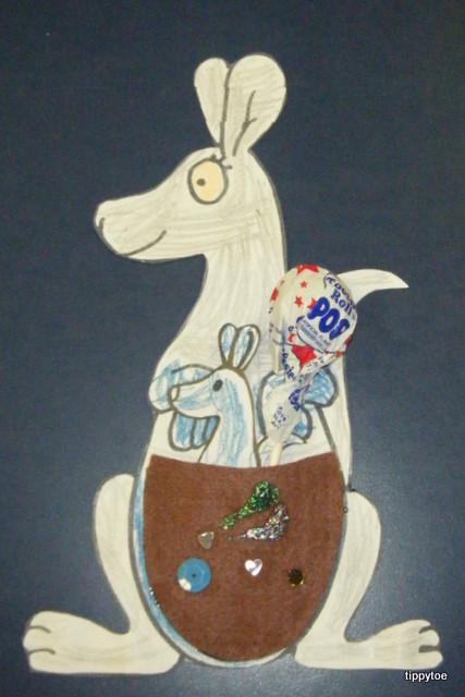 Tippytoe Crafts Kangaroos