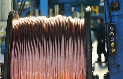En 1,1 toneladas se elevaría el consumo de cobre al 2025 por electromovilidad