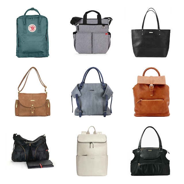 Our Nest In The City Beautiful Diaper Bags