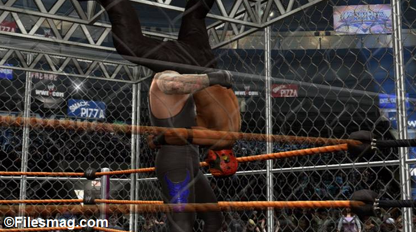 WWE Smackdown vs Raw 2009 PC Game Free Download