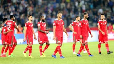 موعد مباراة عمان وتركمانستان في كأس آسيا لعام 2019